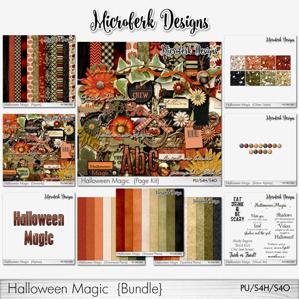 Halloween Magic Bundle