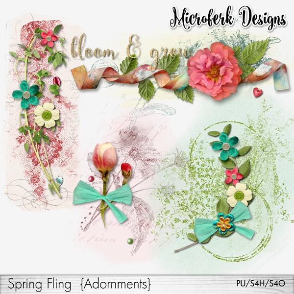 Spring Fling Adornments