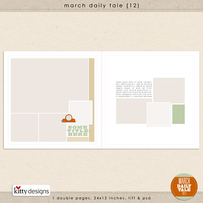 March Daily Tale 12