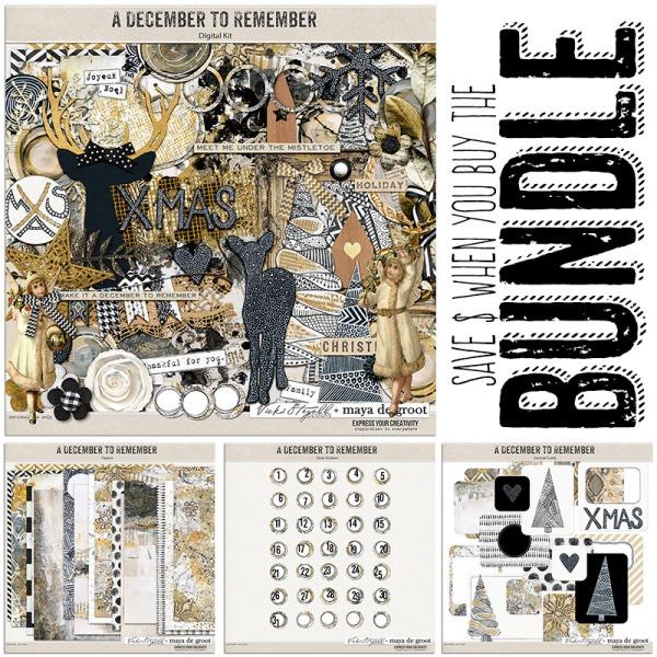 A December to Remember - Bundle
