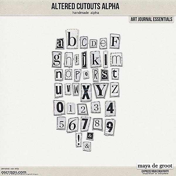 Altered CutOuts Alpha