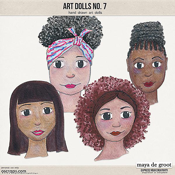 Art Dolls no. 7