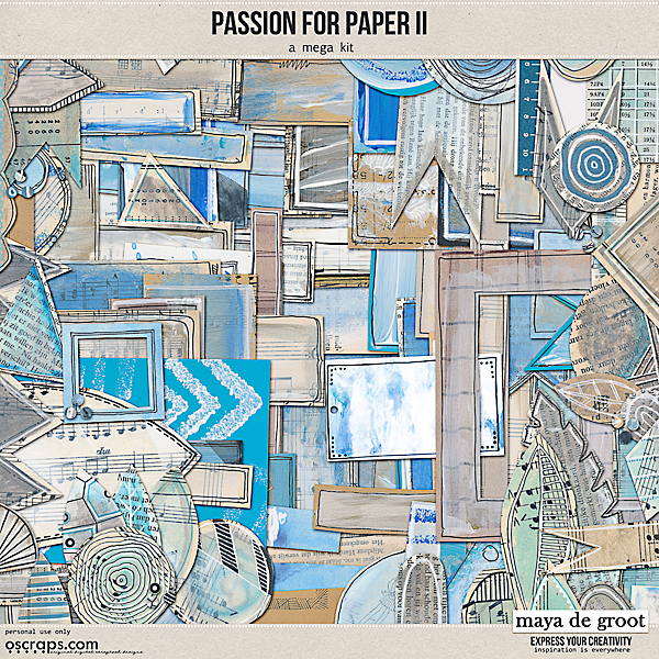Passion for Paper II