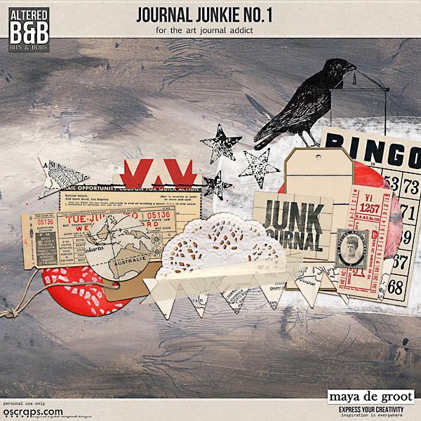 Journal Junkie No. 1