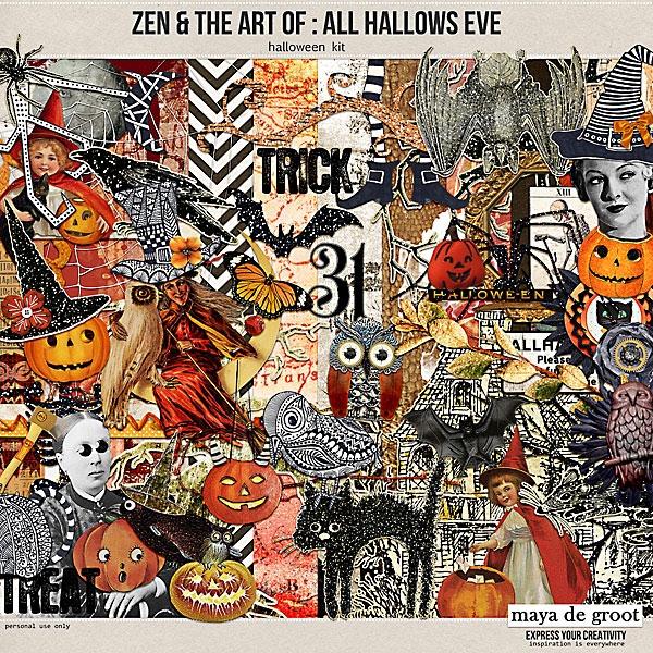 Zen and the Art of: All Hallows Eve