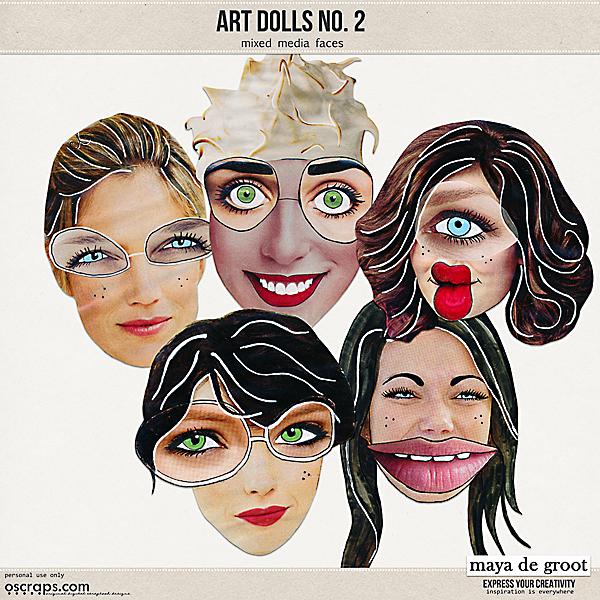 Art Dolls no. 2