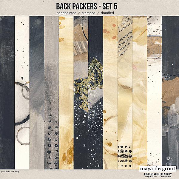 BackPackers - Set 5