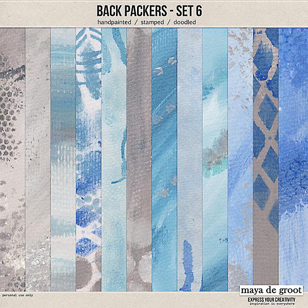 BackPackers - Set 6