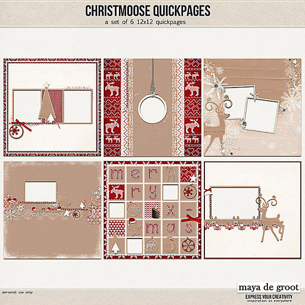 Christmoose, the Quickpages  [TBR]