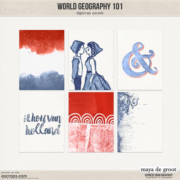World Geography 101