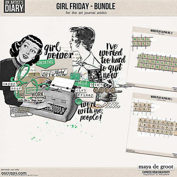 Girl Friday Bundle