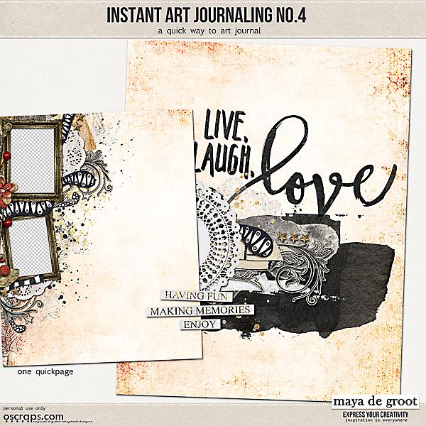 Instant Art Journaling 4