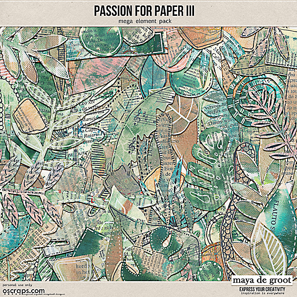 Passion for Paper III