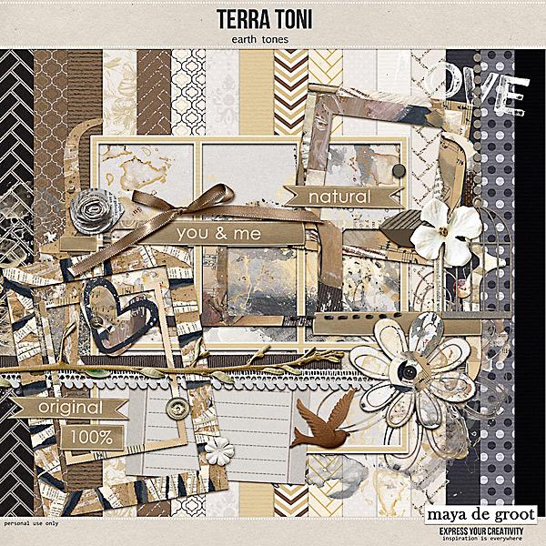 Terra Toni: Full Kit