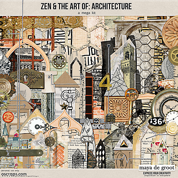 Zen and the Art of: Architecture