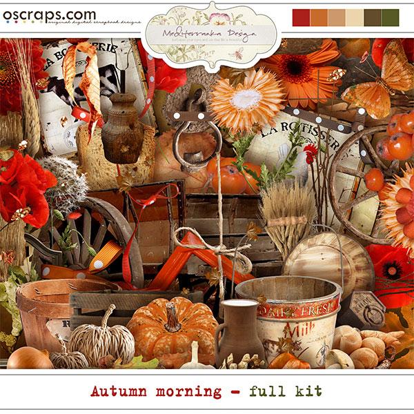 Autumn morning (Full kit)