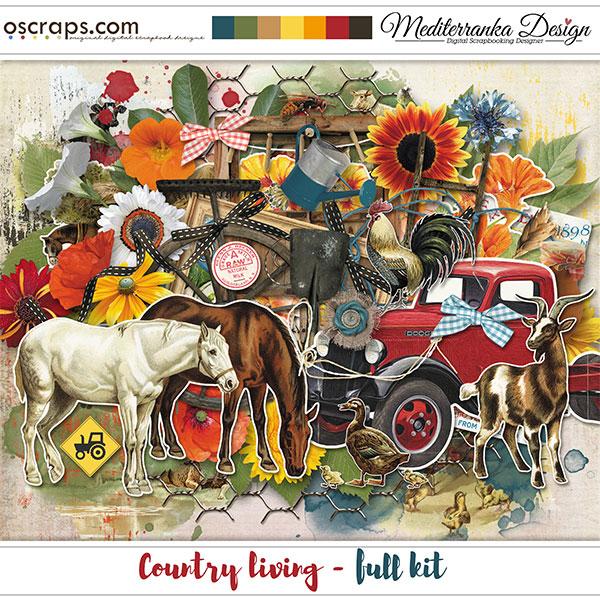 Country living (Full kit)
