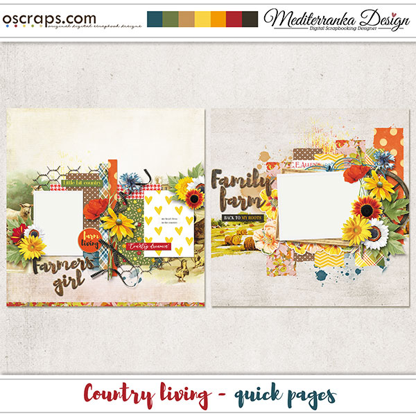 Country living (Quick pages)