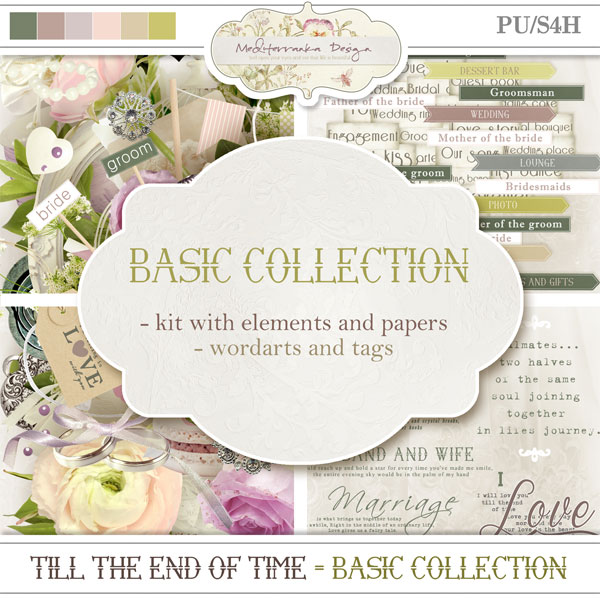 Till the end of time (Basic collection 2 in1)