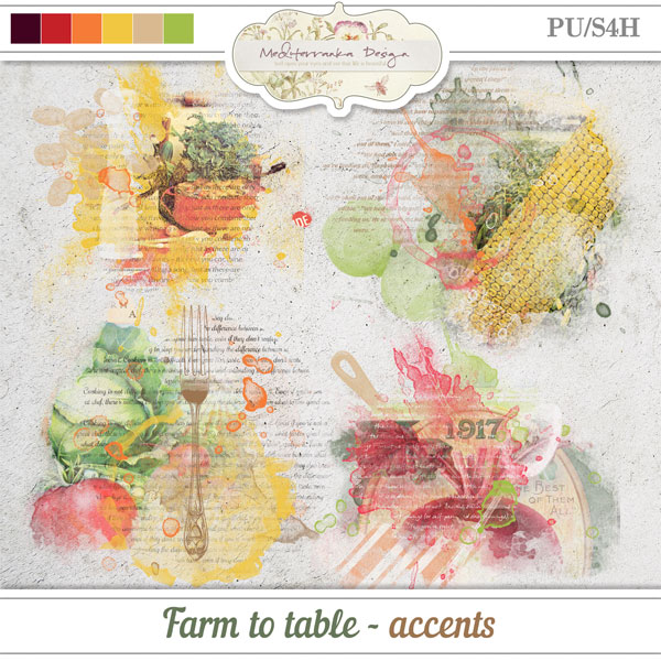 Farm to table (Accents)