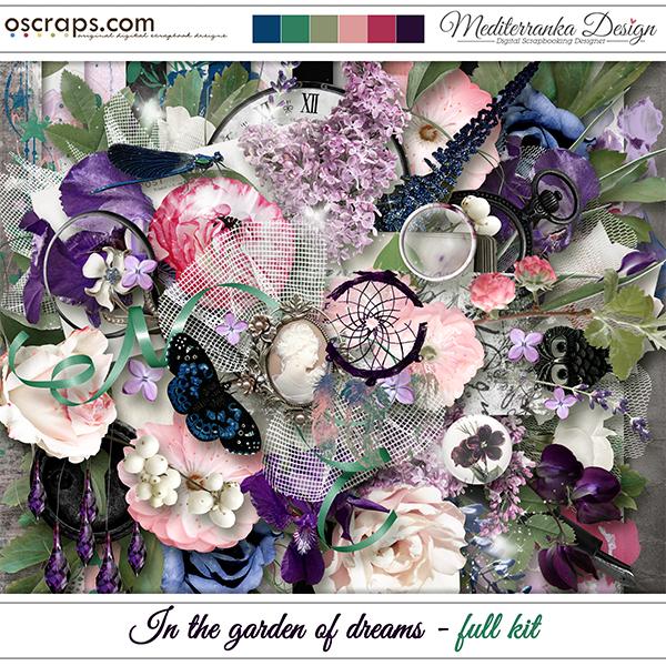 In the garden of dreams (Full kit)