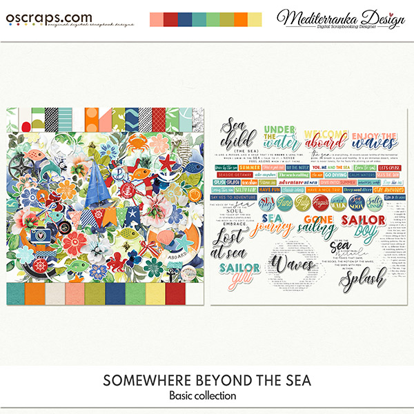 Somewhere beyond the sea (Basic collection 2 in 1)