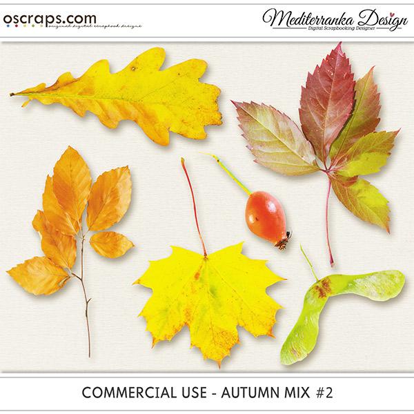 CU - Autumn mix #2