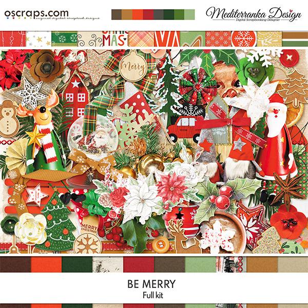 Be merry (Full kit)
