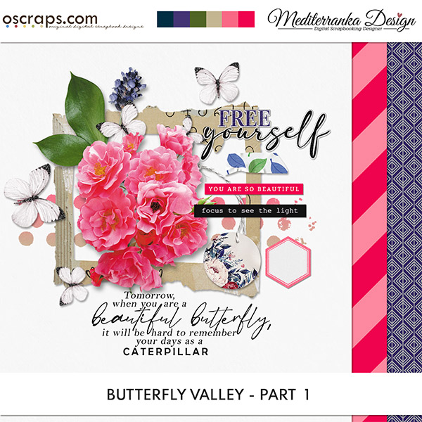 Butterfly valley - part 1 (Mini kit)