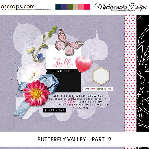 Butterfly valley - part 2 (Mini kit)
