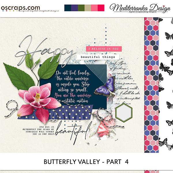 Butterfly valley - part 4 (Mini kit)