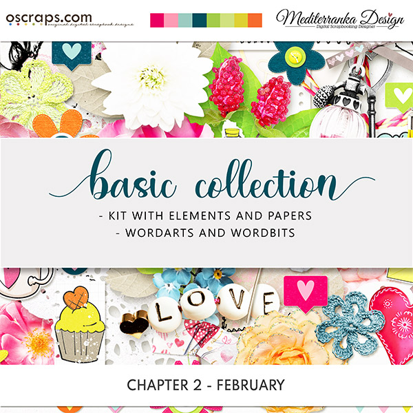 Chapter 2 - February (Basic collection 2 in 1)