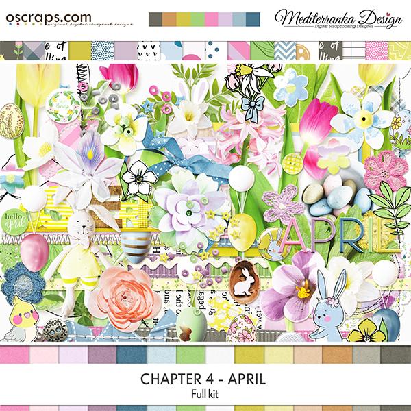 Chapter 4 - April (Full kit)