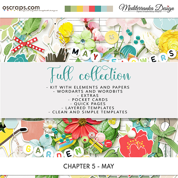Chapter 5 - May (Full collection 7 in 1)