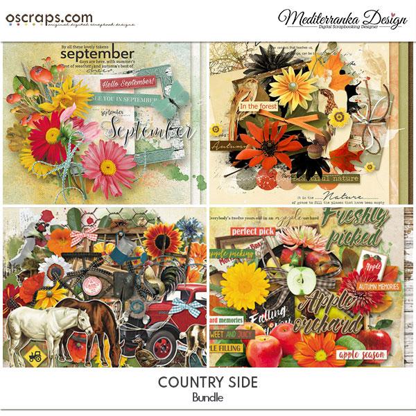 September special offer - Country side (Bundle)