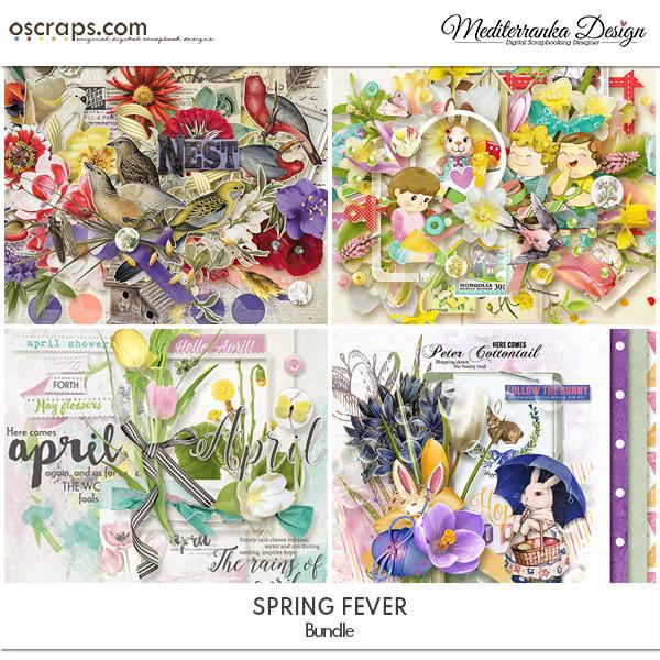 April special offer - Spring fever (Bundle)