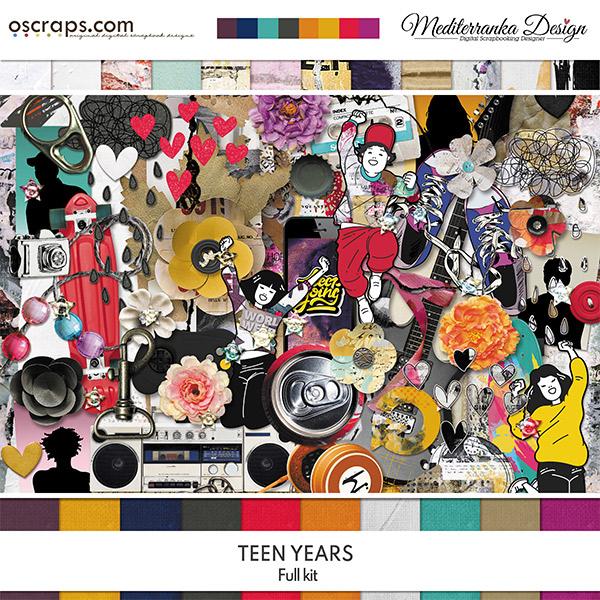 Teen years (Full kit)