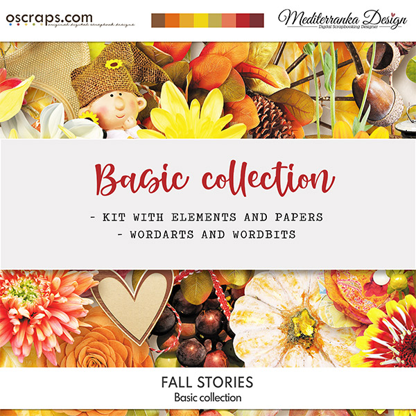 Fall stories (Basic collection 2 in 1)