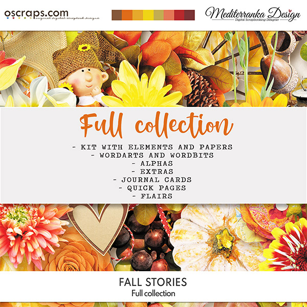 Fall stories (Full collection 7 in 1)