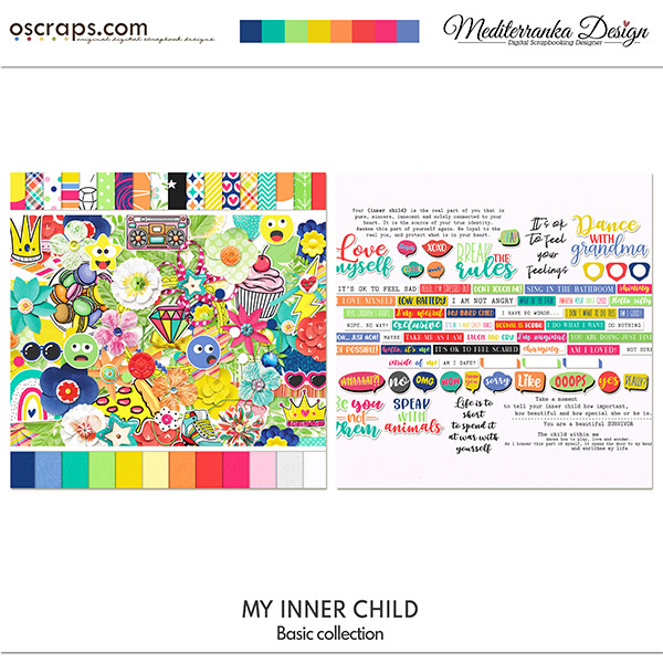 My inner child (Basic collection 2 in 1)