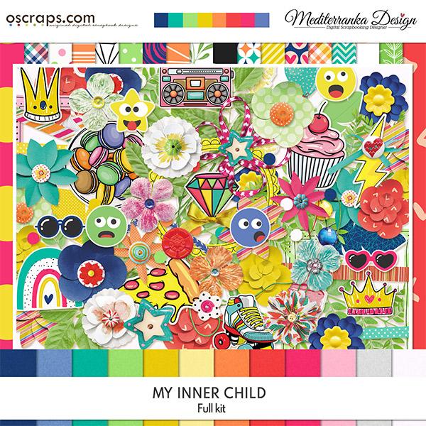 My inner child (Full kit)