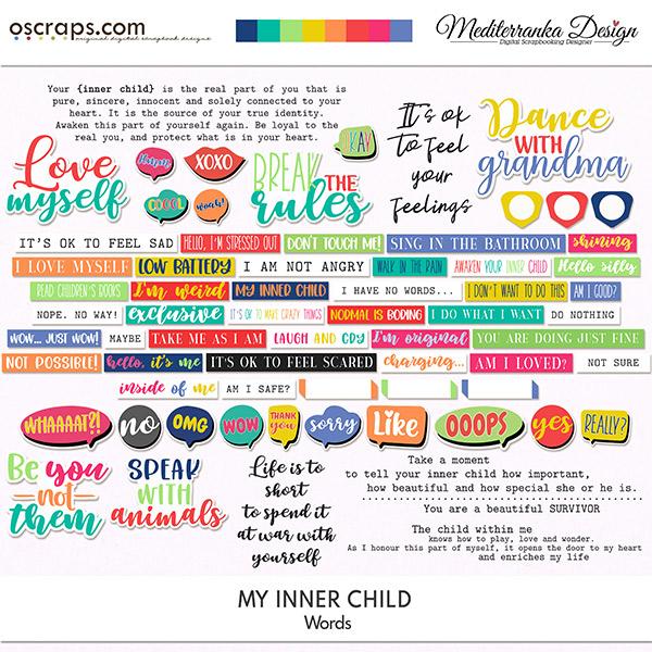 My inner child (Words)