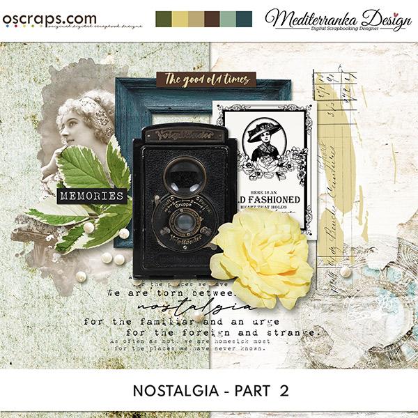 Nostalgia - part 2 (Mini kit)