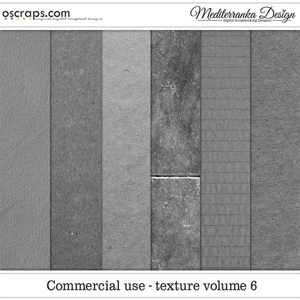CU - Texture volume 6