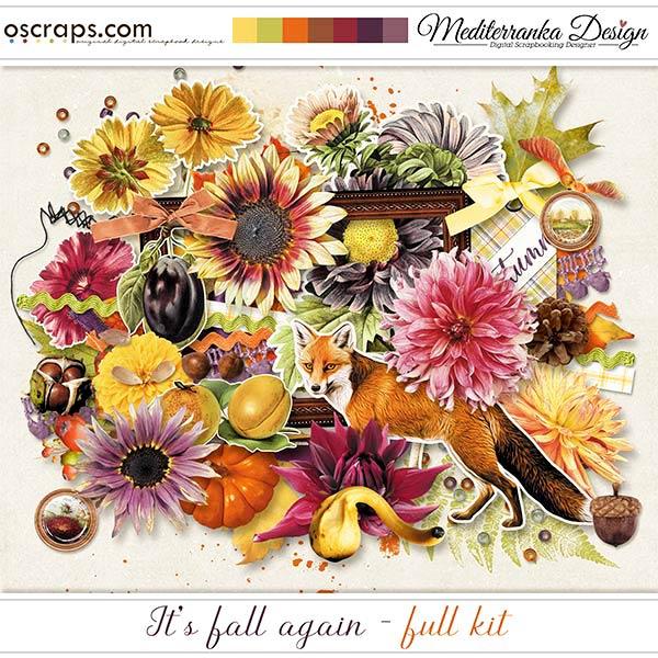 It's fall again (Full kit)