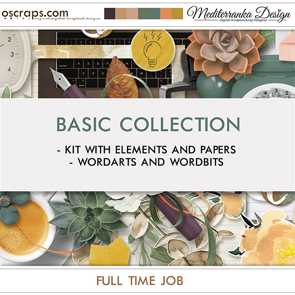 Full time job (Basic collection 2 in 1)