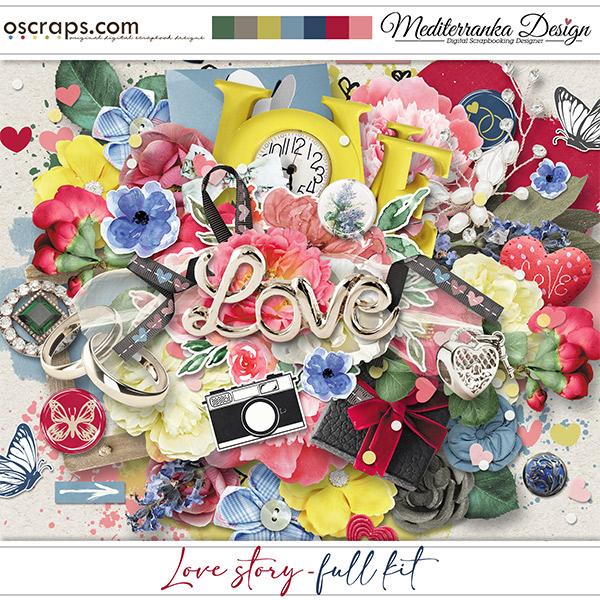 Love story (Full kit)