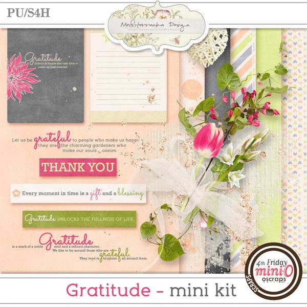 Gratitude (Mini kit)