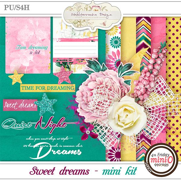 Sweet dreams (Mini kit)