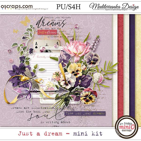 Just a dream (Mini kit)